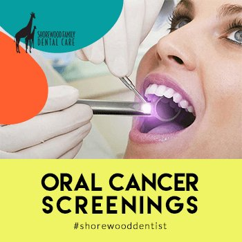 screenings for preventing oral cancer